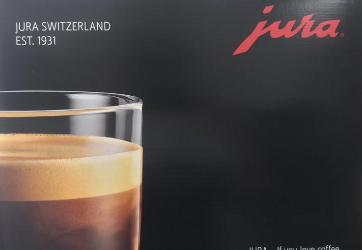 JURA(ユーラ)全自動コーヒーマシンが本社に設置されました!